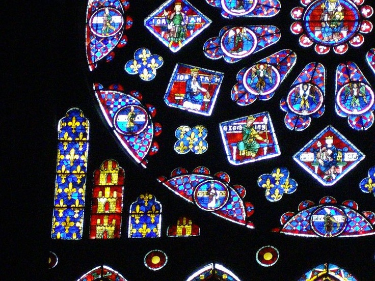 Italian stained glass