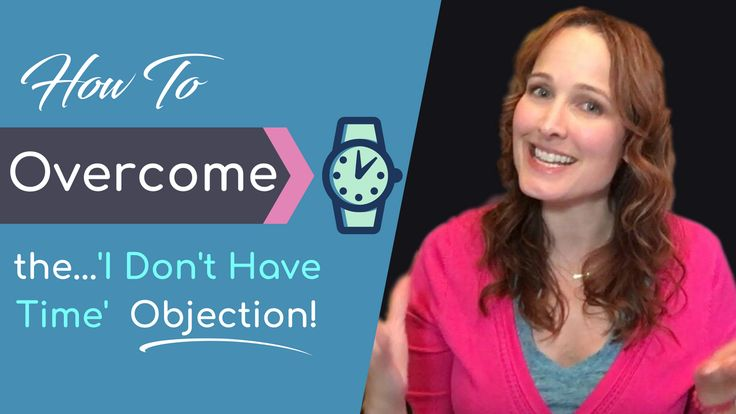 Do you have a lot of interested prospects not follow through because they 'don't have time' to work your home business opportunity? Lack of time is one of the BIGGEST objections people give. Wouldn't it feel awesome to know exactly how to overcome it like a pro?❤️  In this Vlog, I'm giving you 3 power-packed ways to deal with this objection that will have you closing way more people into your business.  #HomeBusinessOpportunity #OnlineMarketing