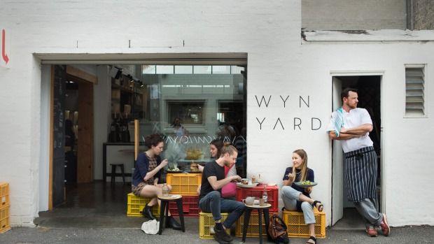 The Wynyard in Wynyard Street, South Melbourne.