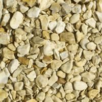 York Cream 20mm gravel 1m sq bulk bag (Approx 875kg)