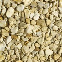 York Cream 20mm gravel 1m sq bulk bag (Approx 875kg)