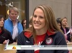TODAY's Athlete To Watch: Missy Franklin - Swimming Video | NBC Olympics