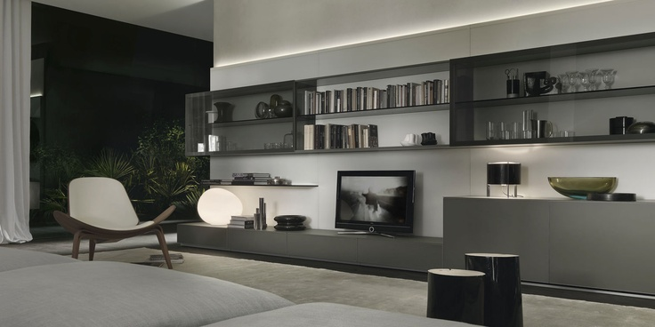 Simple Living Room Joinery T In Design Ideas