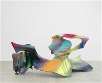 Ohne Titel by Katharina Grosse