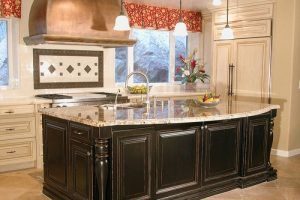 Warm Kitchen Colors Dark Cabinets 40 Breathtaking Paint Colors For Kitchens   Slodive