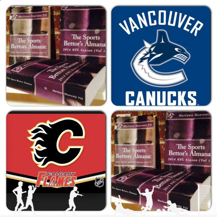 4/25/15 NHL Playoffs: #Vancouver #Canucks vs #Calgary #Flames (Take: Canucks  114,Under 5 Goals) (THIS IS NOT A SPECIAL PICK ) The Sports Bettors Almanac SPORTS BETTING ADVICE On 95% of regular season games ATS including Over/Under 1.) The Sports Bettors Almanac available at www.Amazon.com 2.) Check for updates Marlawn Heavenly VII ( SportyNerd@ymail.com ) #NFL #MLB #NHL #NBA #NCAAB #NCAAF #LasVegas #Football #Basketball #Baseball #Hockey #SBA #Boxing #Business #Entrepreneur #Investi