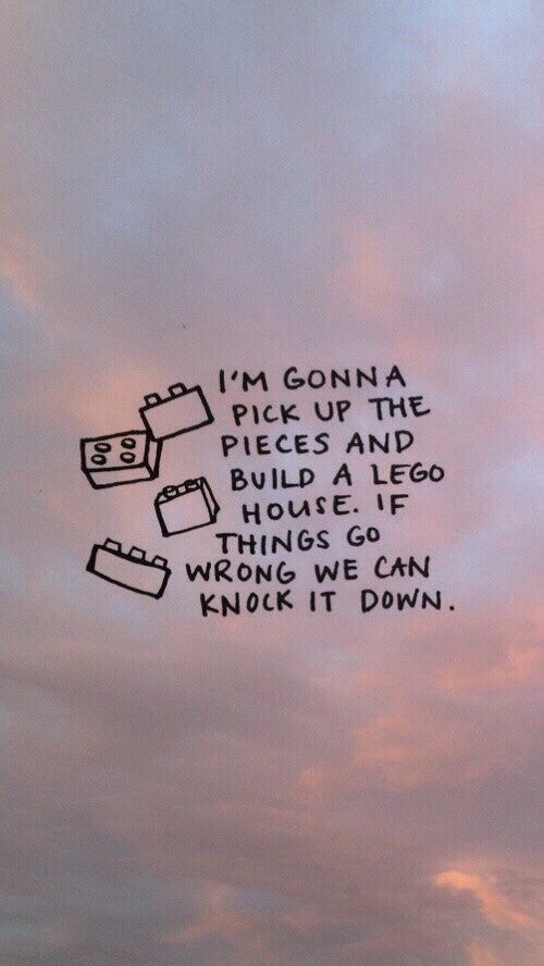 cute, ed sheeran, lego house, lyric, music