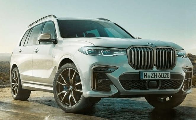 2019 Bmw X7 Price In India Images Specs And Review Bmw X7 Bmw