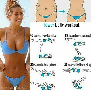 Lower belly workout! Follow us (@gymethods) for the best daily workout tips  ⠀  All credits to respective owner(s) // @creatorofthings Tag a friend who'd like these tips  . . . #belly #fat #fit #fitgirls #fitness #abs #healthy #girls