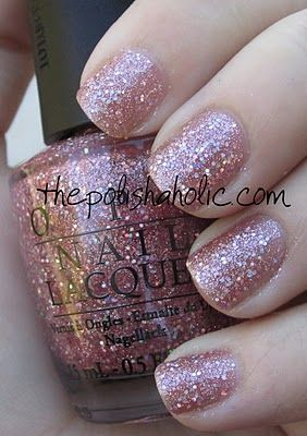 OPI Teenage Dream Katy Perry Collection - hands down one of my favorite glitters, that is next to her Last Friday Night blue color