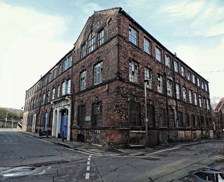 Steel City Urbex: 10 Abandoned Places in Sheffield