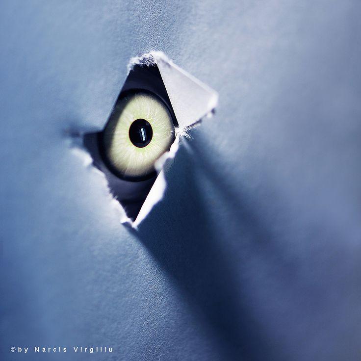 Bizarre Still Life – The Eye © Photography by Narcis Virgiliu www.narcisvirgiliu.ro