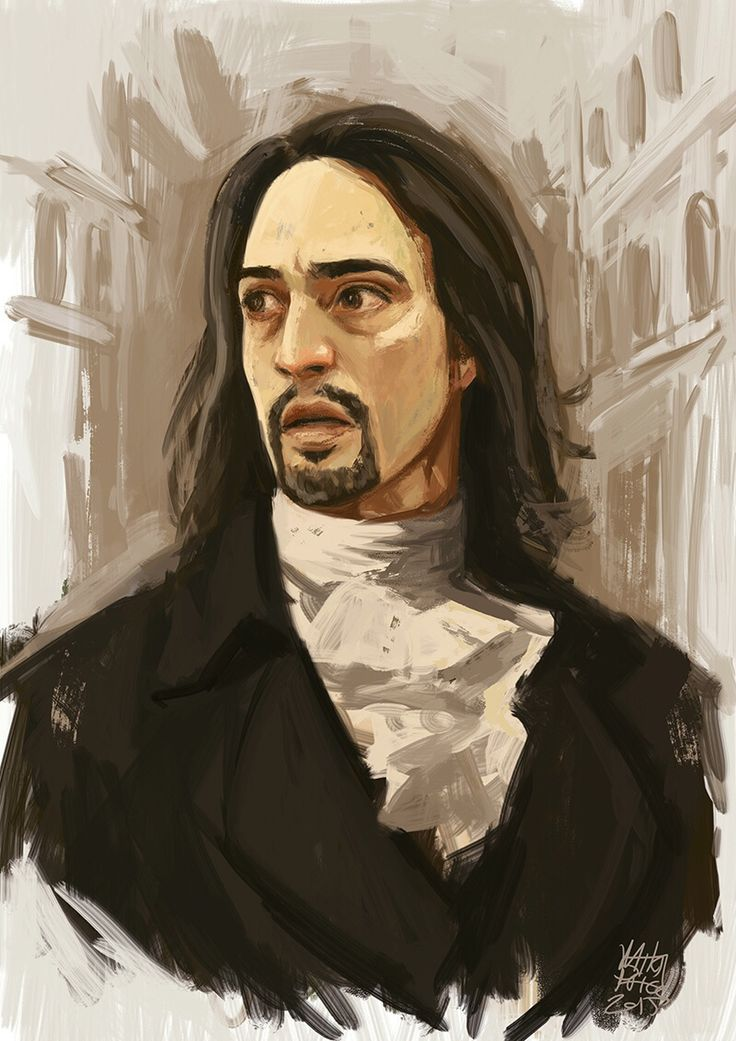 hamilton fan art  there are really amazing artists out