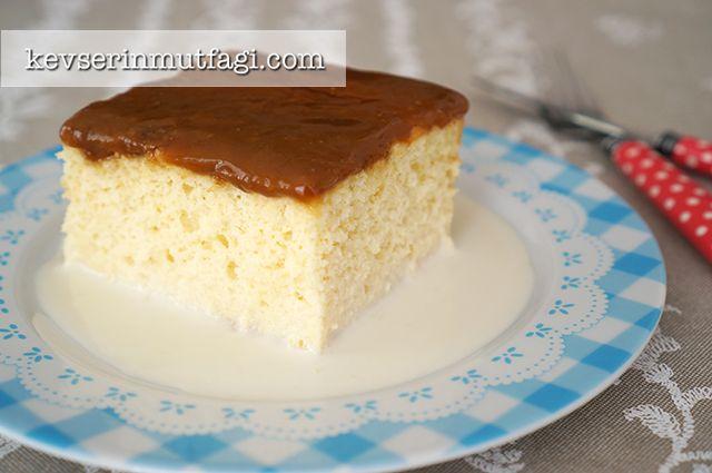 Trileçe Tarifi - Kevser'in Mutfağı - Yemek Tarifleri