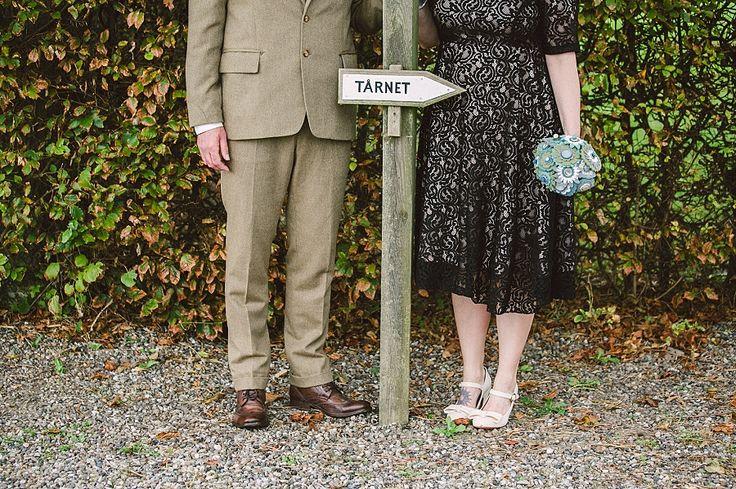 lighthouse wedding in denmark www.getmarriedindenmark.com