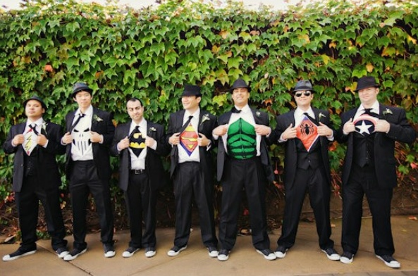 Nerdy Wedding Ideas Hunted Wedding Inspiration A