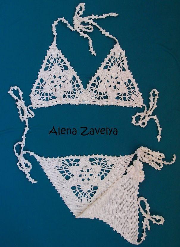 Star Swimsuit - Авторский купальник