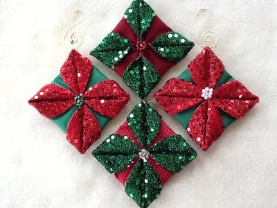 Best 25 Quilted christmas ornaments ideas on Pinterest  Fabric