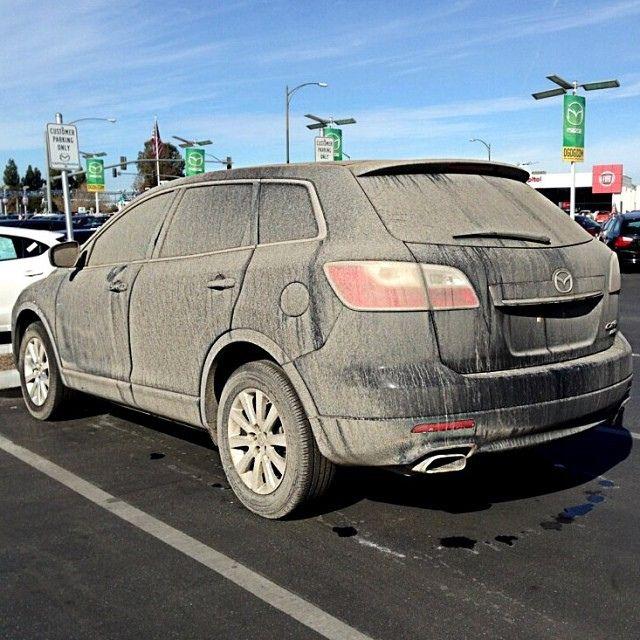 Byers Mazda Car Wash