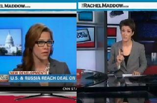 CNN's S.E. Cupp Hits Back at Rachel Maddow's Nice-as-Possible Mockery - http://celeboftea.com/cnns-s-e-cupp-hits-back-at-rachel-maddows-nice-as-possible-mockery/
