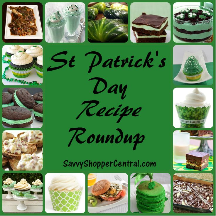 20 St. Patrick's Day Recipes