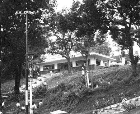 Woonhuis Jl. Dr. Wahadi (Semarang)