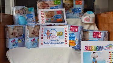 Promoción #pañales Chelino. #Farmacia F. Rivas