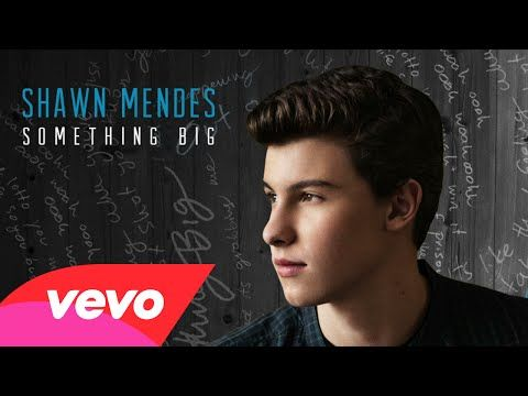 Shawn Mendes 'Something Big' Audio - http://oceanup.com/2014/11/08/shawn-mendes-something-big-audio/