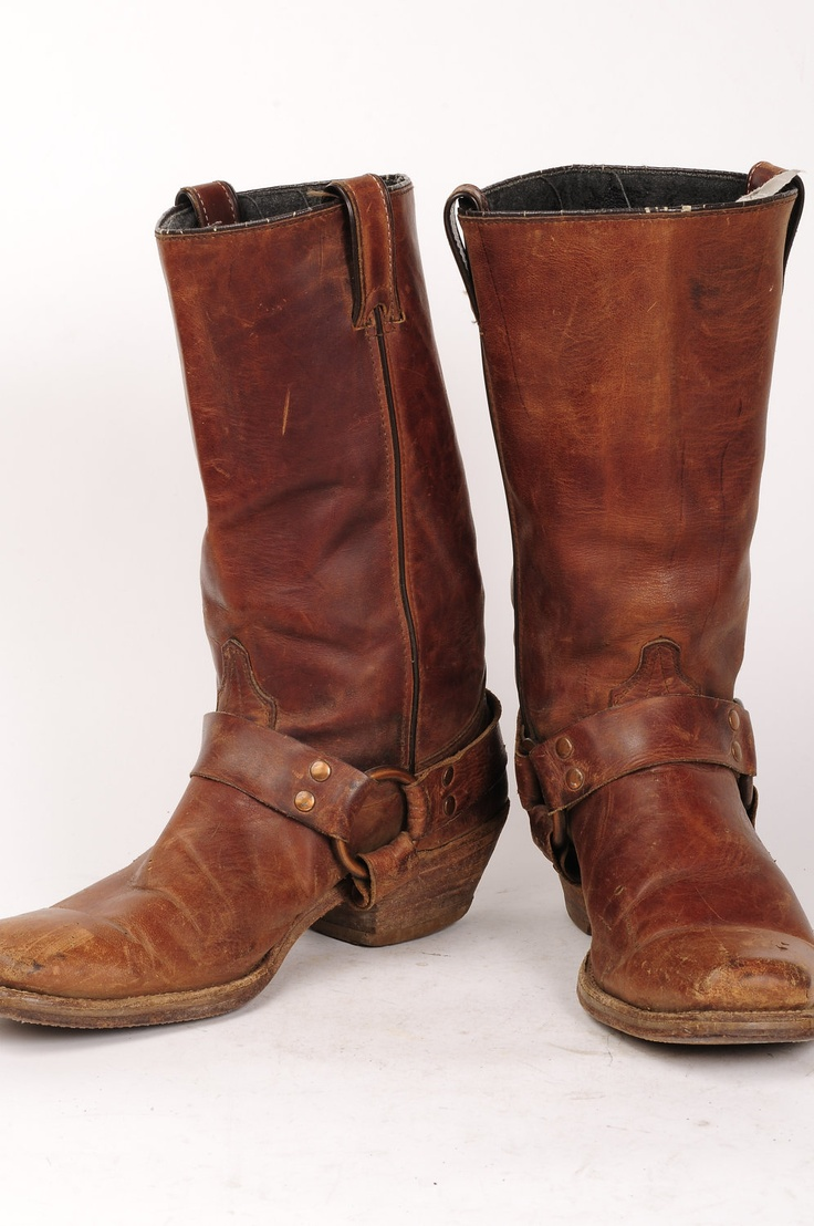 West Harness Boots