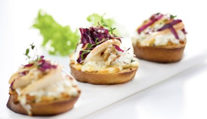 how to make vol au vent shells
