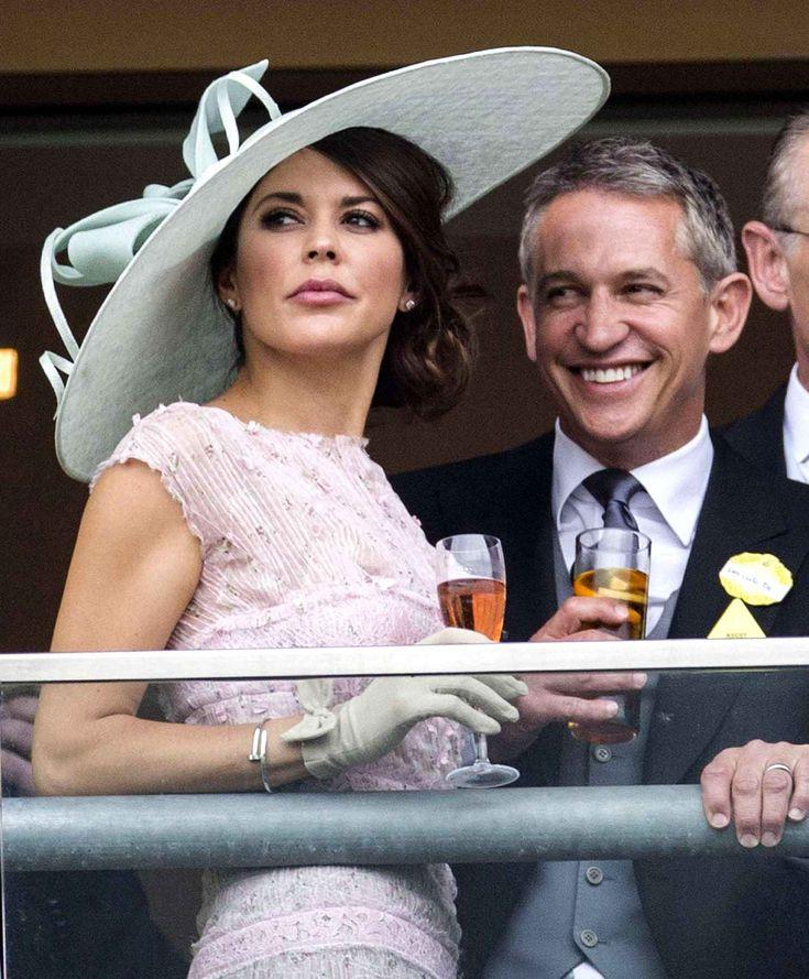 Les chapeaux du Royal Ascot : Le best of 2013 Danielle Lineker, le grande classe tout simplement.