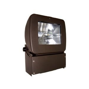 100w USA High Pressure Sodium (HPS) Premium Tilt Small with Forward Throw Reflector 120v available at Access Fixtures from $236.99.  - Tempered glass lens - Easy-hang wall brackets included. Optional pole mount brackets for one to four fixtures. - Porcelain 4KV pulse rated medium or 5 KV pulse rated mogul base socket with nickel-plated screw shell