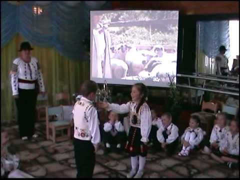 Ciobaneii Gradinita de copii ,,Andrieș'' s.Sireți r-nul Strașeni