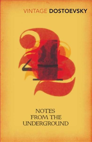 Booktopia - Notes from Underground, Vintage Classics by Fyodor Dostoevsky, 9780099140115. Buy this book online.