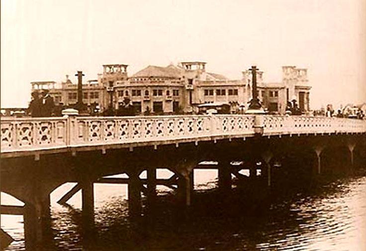 Casino Municipal, Viña del Mar, Chile.