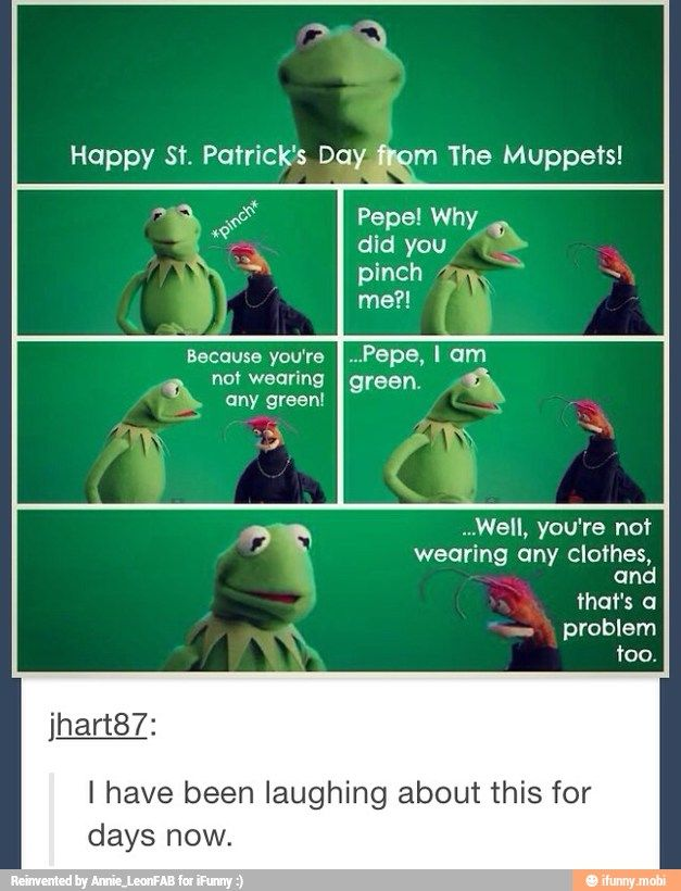 Not a muppet fan, but that was pretty funny