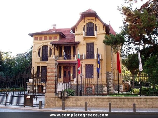 Villa Bianca - Thessaloniki - Greece