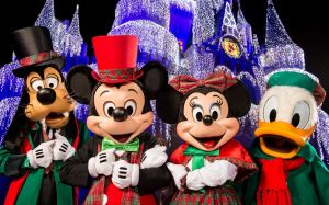 Custom Mickey and Friends Christmas Vacation Package at Walt Disney World, Kariann's Magical World Vacations
