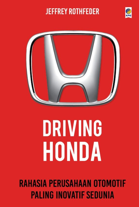 Driving Honda by Jeffrey Rothfeder. Published on 27 July 2015!