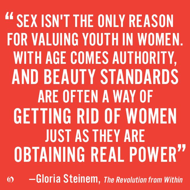 Read 7 original essays from the endlessly quotable Gloria Steinem