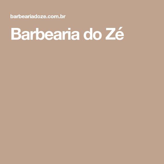 Barbearia do Zé