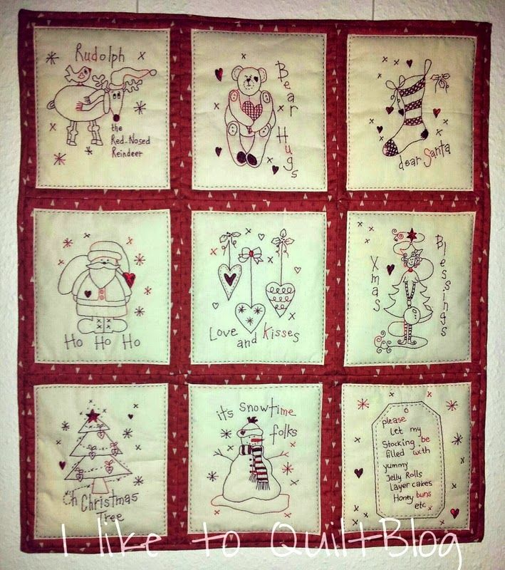 Free Pattern for Christmas