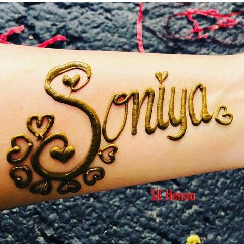Pin By Mahi Baghel On Name Dpzz Mehndi Designs For Hands Henna Tattoo Designs Henna Patterns