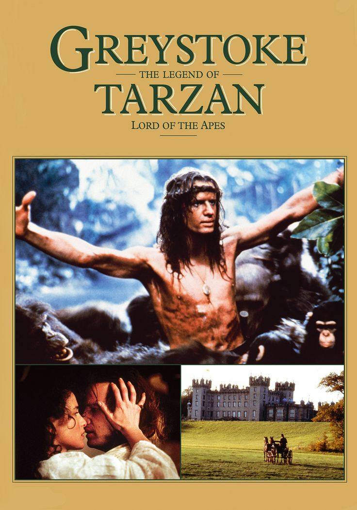 Greystoke: The Legend of Tarzan, Lord of the Apes (1984) | A legendary hero - and the tale that's never been told!