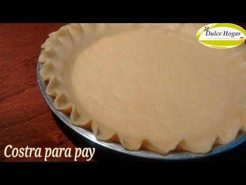 COSTRA PARA PAY (CRUST PIE) - YouTube