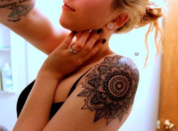 Just Perfect Shoulder Tattoos to Try in 2016 (35)