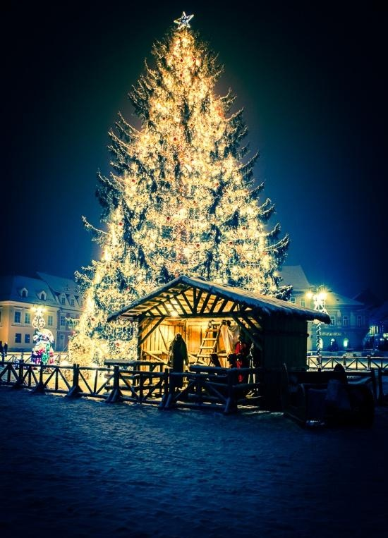 Christmas in Brasov - Romania