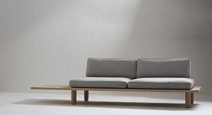 knudsen berg hindenes: plank sofa