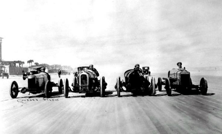 Vintage Nascar Race Cars