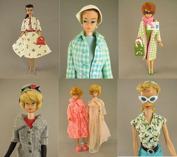 "Why ""vintage barbies rule!"" http://huff.to/y6t0Bp"